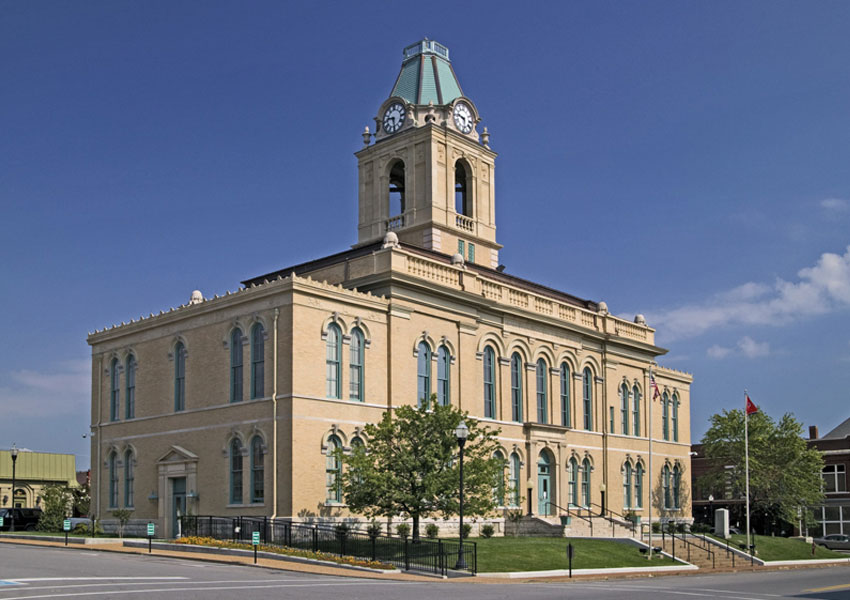 County Courthouse, Springfield, TN