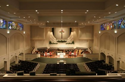 First Baptist Church, Cookeville, TN