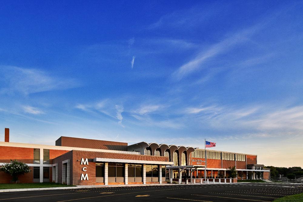 McMurray Middle School, Nashville, TN